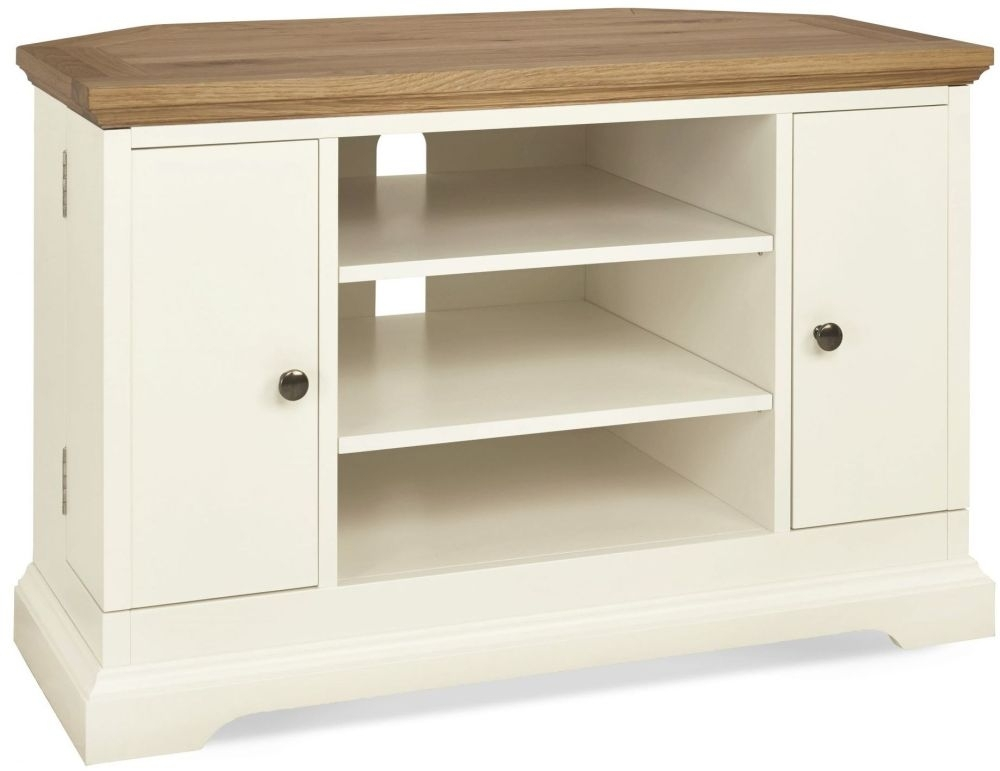 Remarkable Top TV Cabinets Corner Units For Corner Tv Cabinets Oak Tv Cabintes On Sale Cfs Uk (Image 38 of 50)
