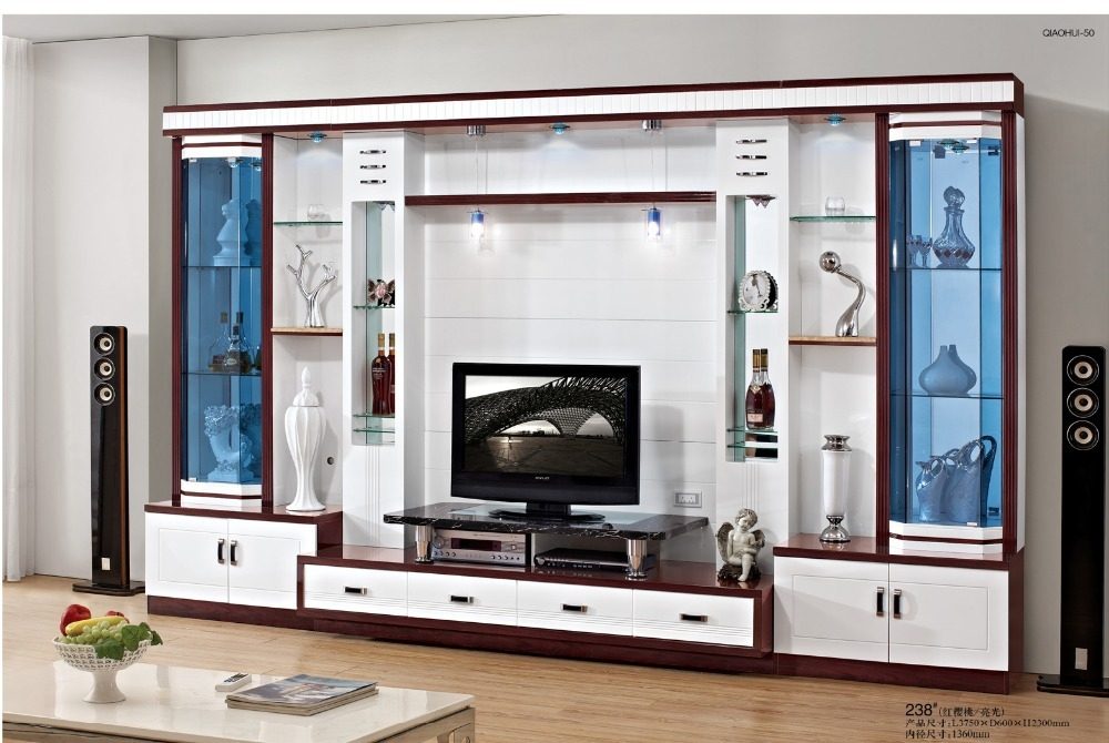 Remarkable Top TV Cabinets With Storage Regarding Tv Wood Picture More Detailed Picture About Furniture Fashion Tv (View 5 of 50)