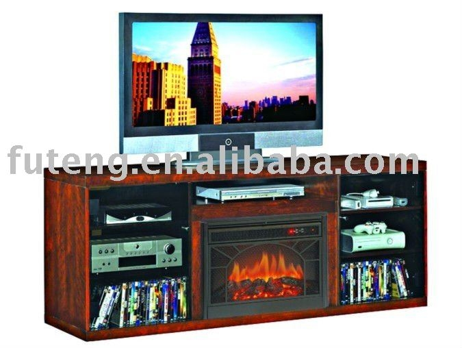 Remarkable Trendy Bjs TV Stands Intended For Red Fireplace Tv Stand 2016 Fireplace Ideas Designs (Image 43 of 50)