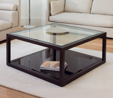 Featured Image of Black Wood And Glass Coffee Tables