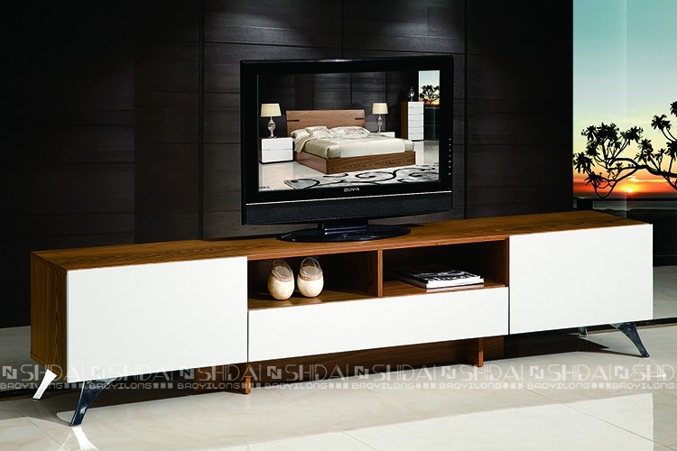 Remarkable Trendy High Gloss White TV Cabinets Regarding Simple Tv Stand Wood Tv Cabinet High Gloss White Tv Stand (View 22 of 50)