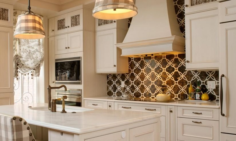 Remarkable Trendy L Shaped TV Cabinets Throughout Small Tiles For Kitchen Backsplash White Gloss Kitchen Counter (Image 41 of 50)