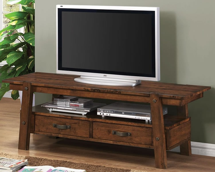 Remarkable Trendy Rustic TV Stands Regarding Rustic Tv Stands For Flat Screens Decoration Today (Image 43 of 50)