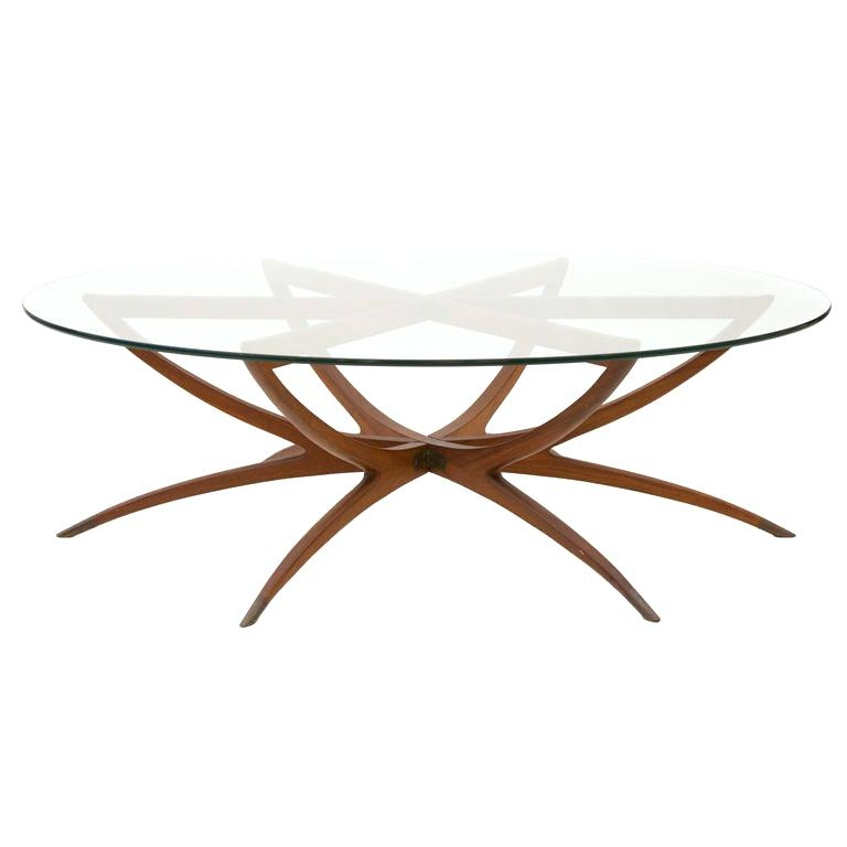 Remarkable Unique Retro Glass Top Coffee Tables Regarding Vintage Teak Glass Coffee Table From G Plan G Plan Teak Oval (View 12 of 40)
