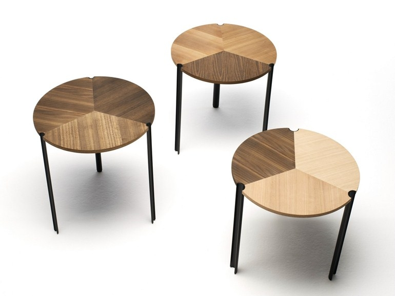 Remarkable Unique Stackable Coffee Tables Inside Low Stackable Modular Wooden Coffee Table Starsky Living Divani (View 50 of 50)