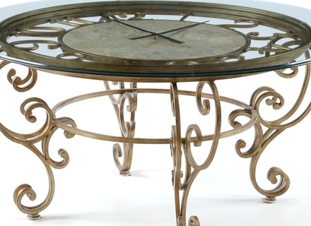 Remarkable Variety Of Coffee Tables With Clock Top With Seth Thomas Coffee Table Clock Seth Thomas Shasta Table Top Clock (Image 35 of 40)