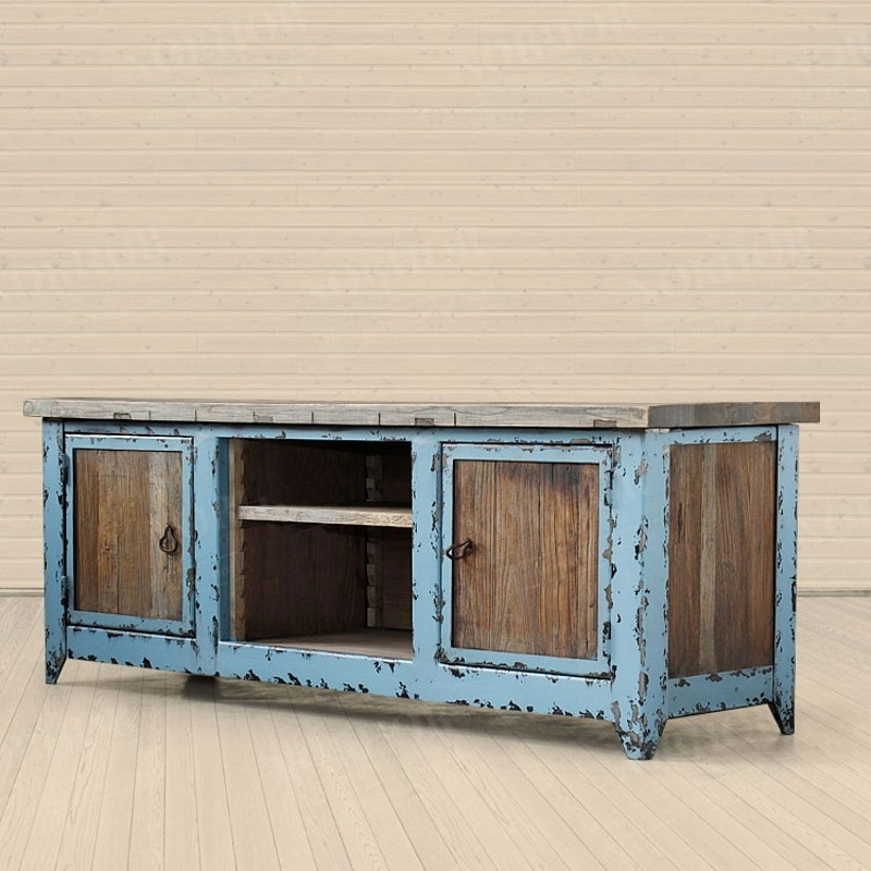 Remarkable Variety Of French Country TV Cabinets With Online Shop Nordic American Antique French Country Loft Tv Cabinet (Image 45 of 50)