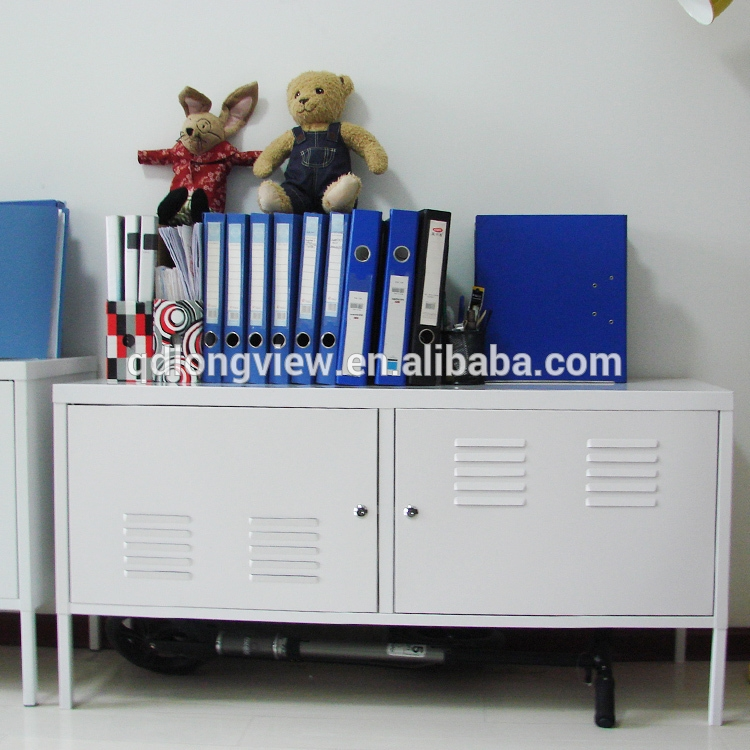 Remarkable Variety Of Lockable TV Stands With Regard To Multi Use Metal Lockable Tv Cabinet Tv Stand Tv Table With Two (Image 42 of 50)