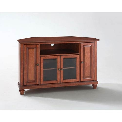 Remarkable Variety Of TV Cabinets Intended For Corner Tv Cabinets Tv Stands And Cabinets Bellacor (View 6 of 50)