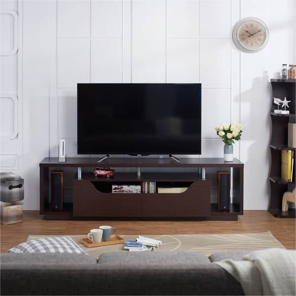 Remarkable Wellknown 61 Inch TV Stands Throughout Tv Stands For A 70 Inch Tv (Image 39 of 50)
