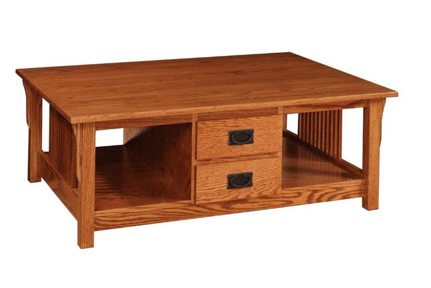 Remarkable Wellknown Coffee Tables With Shelves In Coffee Tables With Drawers (View 3 of 50)