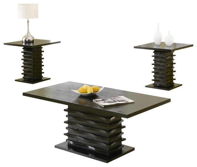 Remarkable Well Known Contemporary Coffee Table Sets With Regard To Coffee Table Modern Coffee Table Glass Coffee Tables And End (Image 37 of 50)