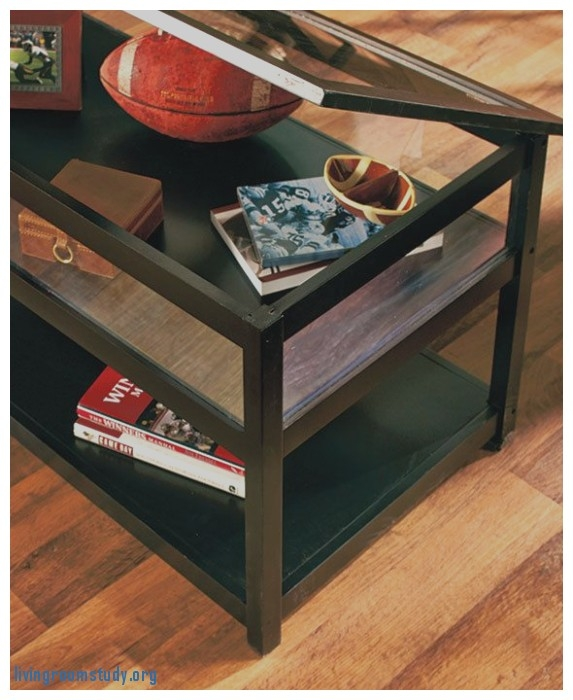 Remarkable Wellknown Glass Top Display Coffee Tables With Drawers Within Living Room Stirring Glass Top Display Coffee Table With Drawers (Image 44 of 50)