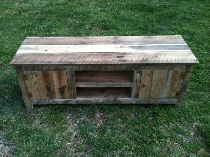 Remarkable Well Known Green TV Stands Inside Best 10 Reclaimed Wood Tv Stand Ideas On Pinterest Rustic Wood (Image 43 of 50)