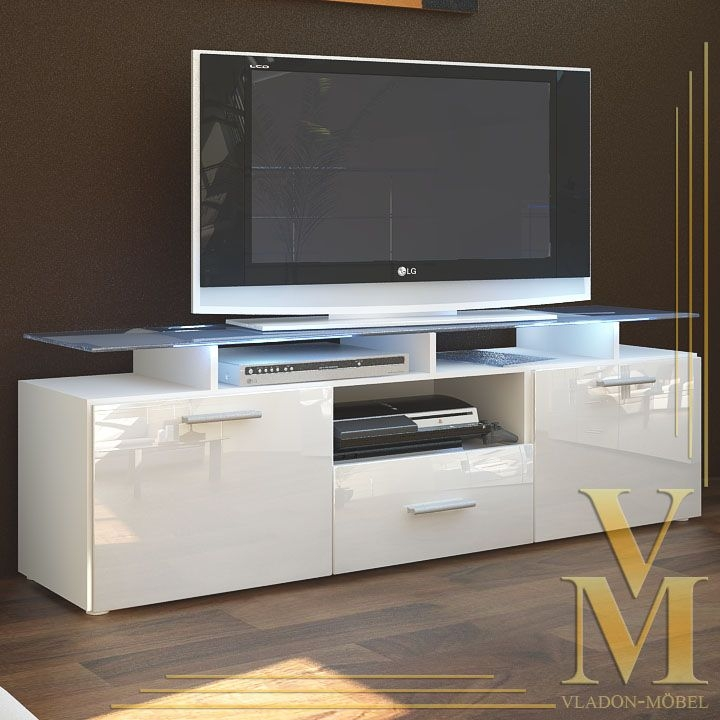 Remarkable Well Known High Gloss White TV Cabinets Inside 150 Best Table Tv Images On Pinterest Tv Stands High Gloss And (View 40 of 50)