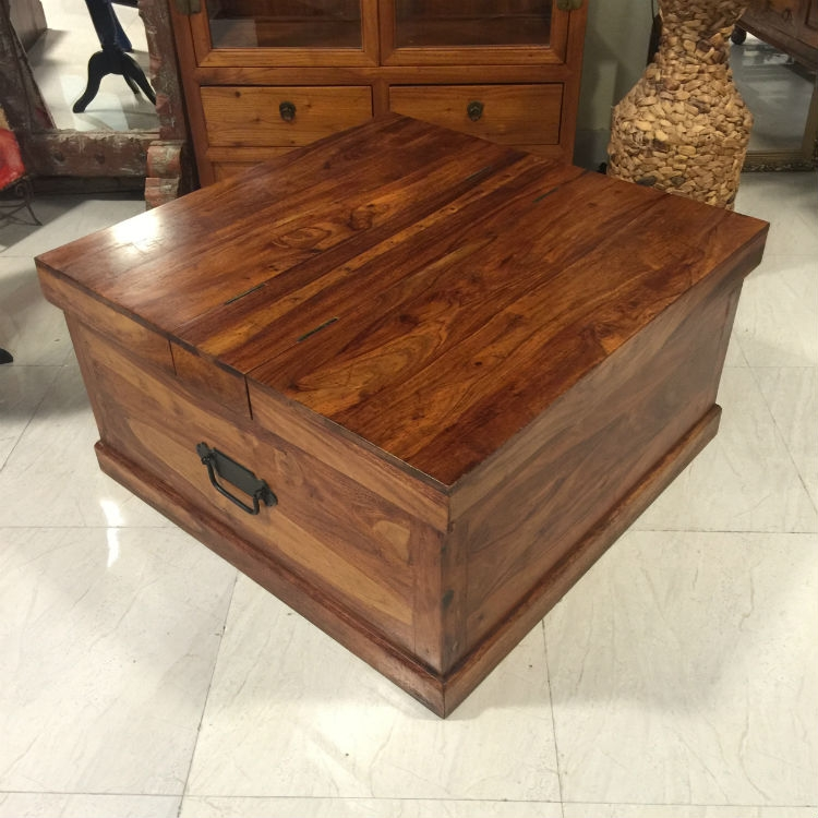 Remarkable Wellknown Jaipur Sheesham Coffee Tables Regarding Sheesham Coffee Table Trunk Coffee Addicts (Image 31 of 40)