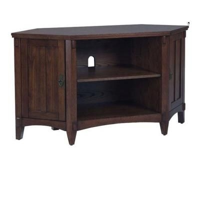 Remarkable Wellknown Light Oak Corner TV Stands Inside Best 25 Oak Corner Tv Stand Ideas On Pinterest Corner Tv (View 25 of 50)