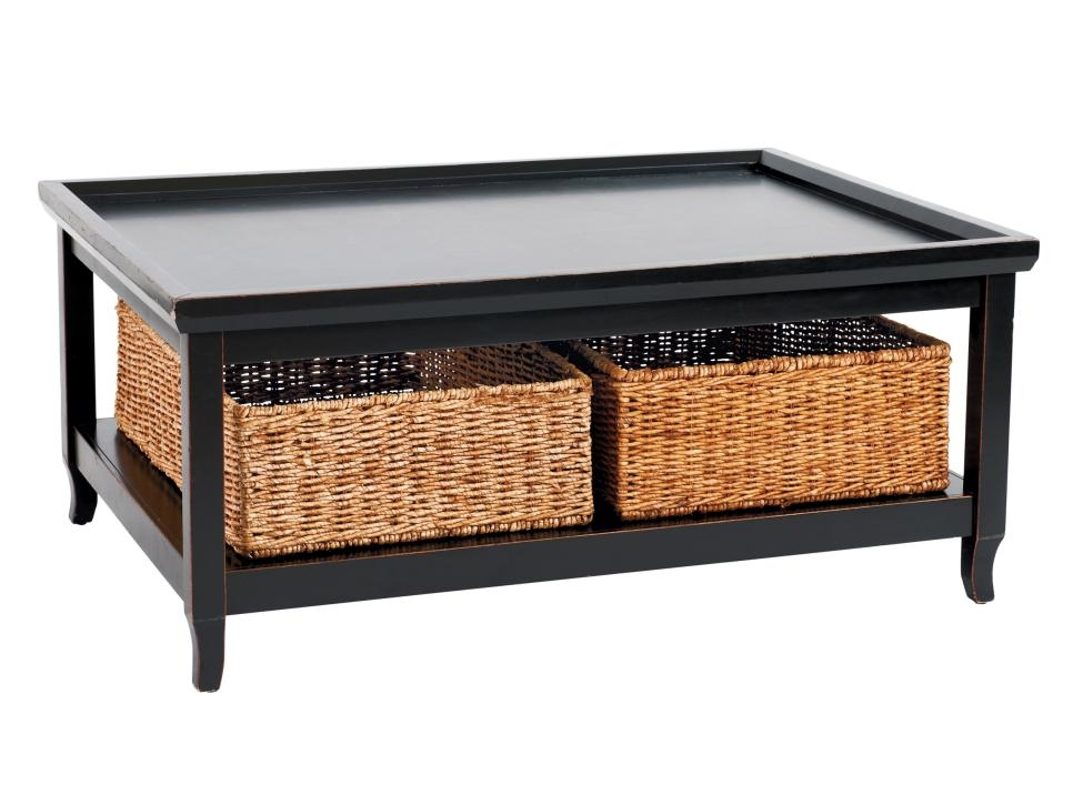 Remarkable Wellknown Low Coffee Tables With Drawers For 10 Tips For Finding The Perfect Coffee Table Hgtv (Image 43 of 50)