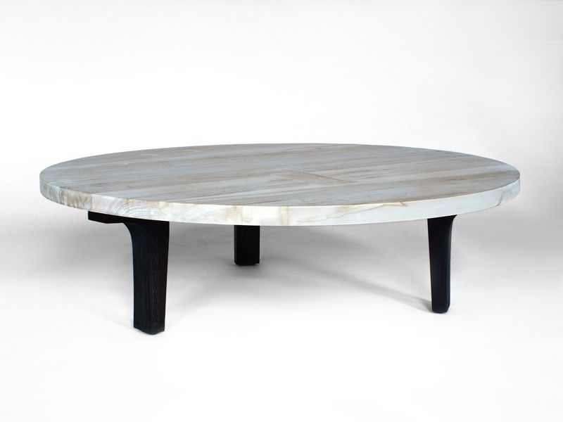 Remarkable Well Known Low Glass Coffee Tables Regarding Alluring Low Round Coffee Table Low Round Coffee Table Modern Low (Image 43 of 50)