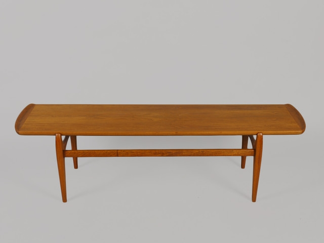 Remarkable Well Known Narrow Coffee Tables  Regarding Narrow Coffee Tables (View 6 of 50)