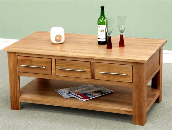 Remarkable Wellknown Oak Coffee Table With Shelf In 23 Best Oak Coffee Tables Images On Pinterest Oak Coffee Table (Image 42 of 50)