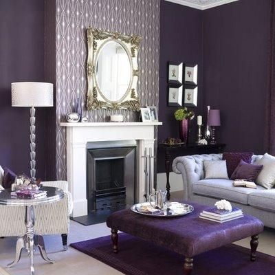Remarkable Wellknown Purple Ottoman Coffee Tables Pertaining To Blue Velvet Sectional With Purple Oval Ottoman Coffee Table (Image 32 of 40)