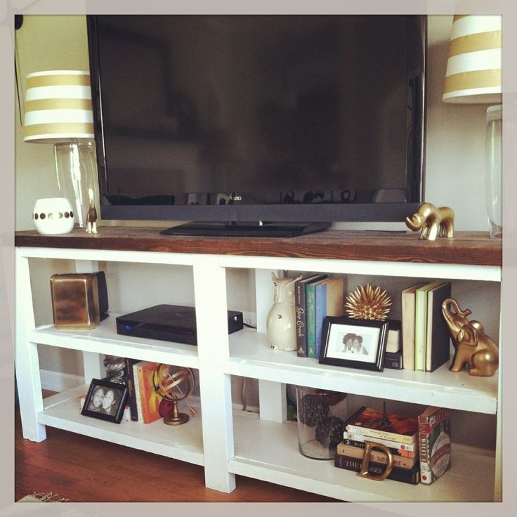 Remarkable Well Known Rustic White TV Stands For 55 Best Tv Stand Images On Pinterest Tv Stands Tv Cabinets And Home (Image 45 of 50)