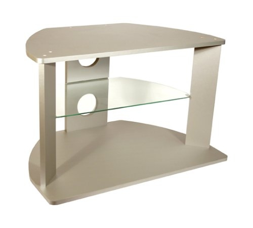 Remarkable Well Known Silver TV Stands With Regard To Strand Harter Universal Tv Stand For Up To 32 Tv Amazoncouk (Image 36 of 50)