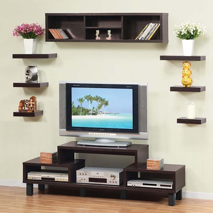 Remarkable Well Known Storage TV Stands Pertaining To Baltimore 60 Inch Tv Stand With Storage At Brookstonebuy Now (Image 40 of 50)