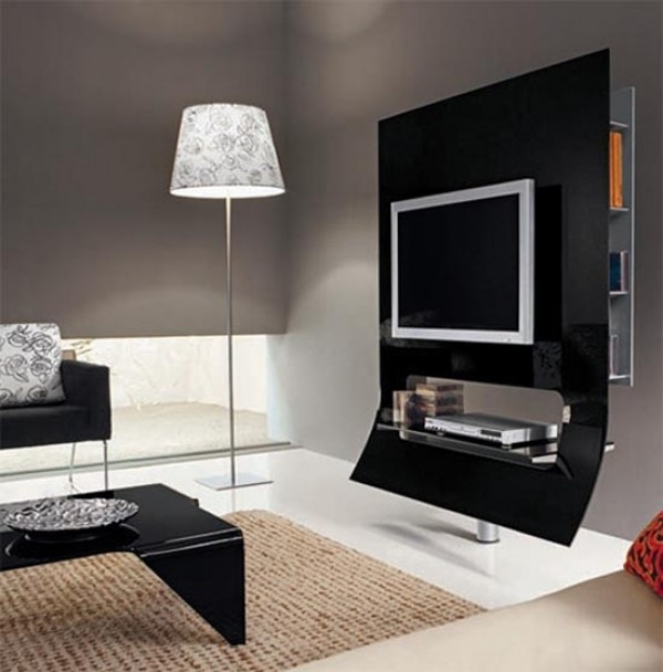 Remarkable Well Known Unusual TV Stands With Regard To Nice Decors Blog Archive Stylish Tv Stands Doimoidea (Image 41 of 50)