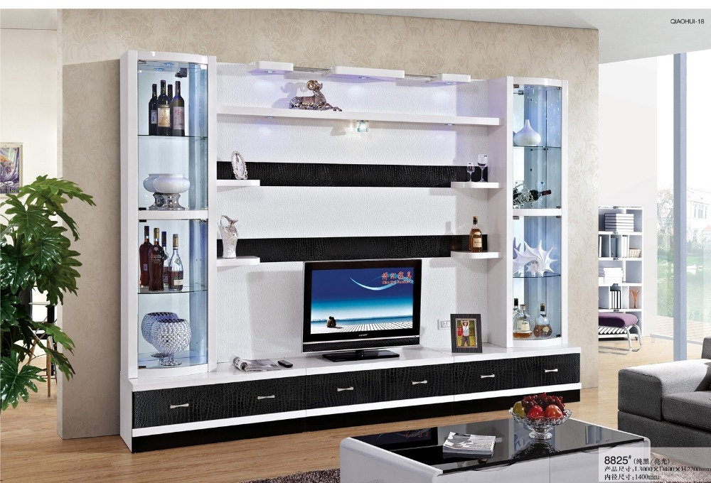Remarkable Well Known Wall Display Units & TV Cabinets Within Modern Tv Display Cabinet (Image 40 of 50)