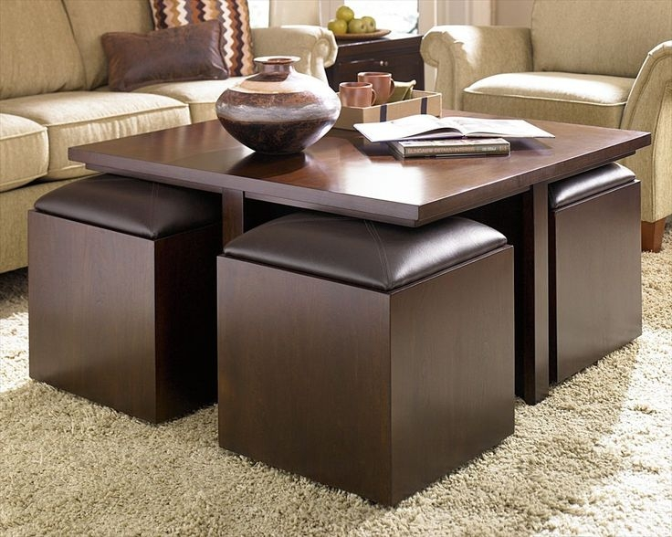 Remarkable Wellliked Large Coffee Table With Storage Regarding Best 25 Black Square Coffee Table Ideas On Pinterest Square (Image 43 of 50)