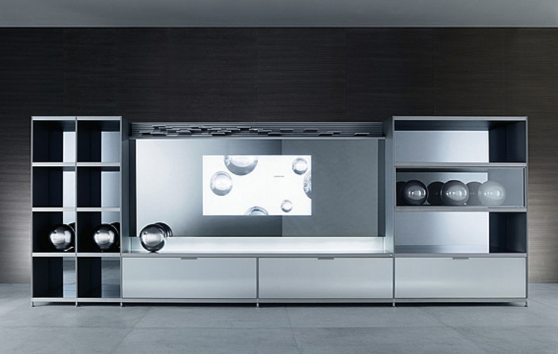 Remarkable Wellliked Modern TV Cabinets With Regard To Wall Mount Tv Stand With Floating Tv Stand Or Wall Mounted Tv (Image 42 of 50)