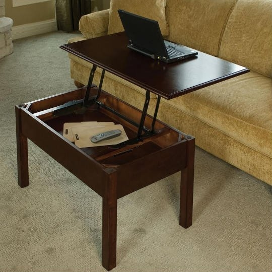 Remarkable Wellliked Space Coffee Tables Throughout Small Coffee Tables For Small Spaces (Image 39 of 50)