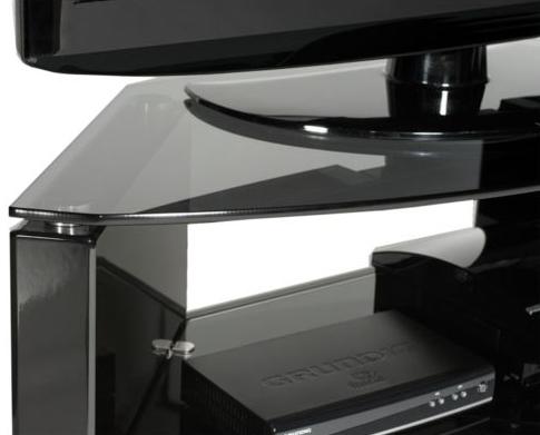 Remarkable Wellliked Techlink Bench Corner TV Stands For Techlink Bench Piano Black Corner Tv Stand Ebay (View 28 of 50)