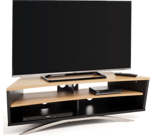Remarkable Wellliked Techlink TV Stands For Buy Techlink Prisma Pr130sblo Tv Stand Free Delivery Currys (Image 37 of 50)