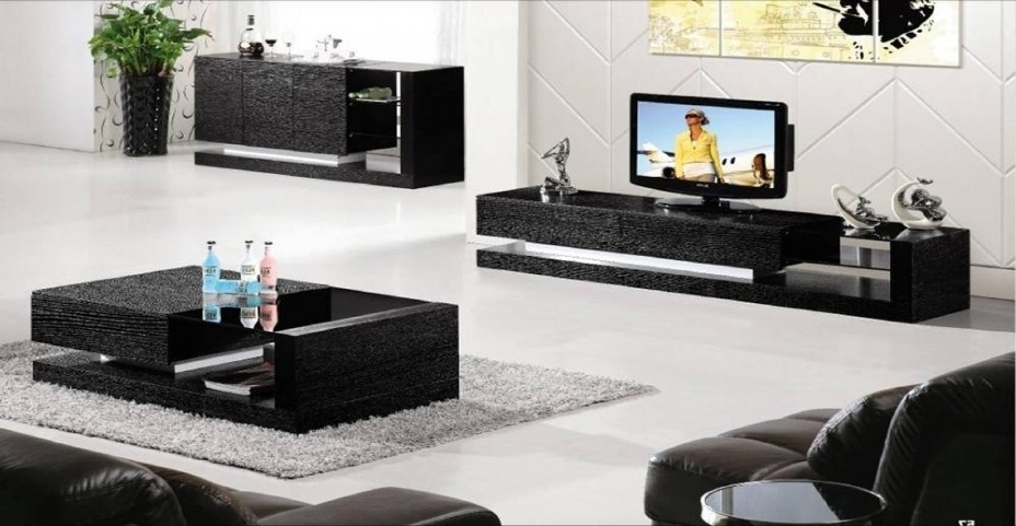 Remarkable Wellliked Tv Cabinet And Coffee Table Sets Intended For Living Room Glamorous Matching Tv Stand And Coffee Table Tv (View 17 of 40)