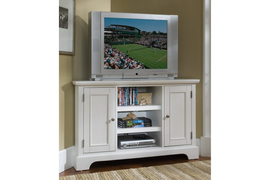 Remarkable Wellliked TV Cabinets Corner Units Regarding Articles With Corner Television Cabinet Living Room Furniture Tag (Photo 30 of 50)
