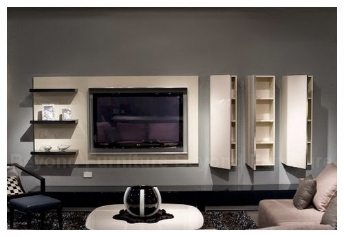 Remarkable Wellliked TV Cabinets With Storage With Regard To Modern Tv Cabinets With Storage System Eblandar (View 49 of 50)