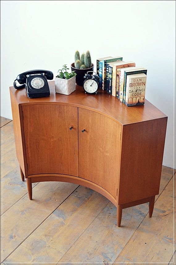 Remarkable Wellliked TV Stands With Rounded Corners Inside Best 25 Retro Tv Stand Ideas On Pinterest Simple Tv Stand Tv (View 5 of 50)
