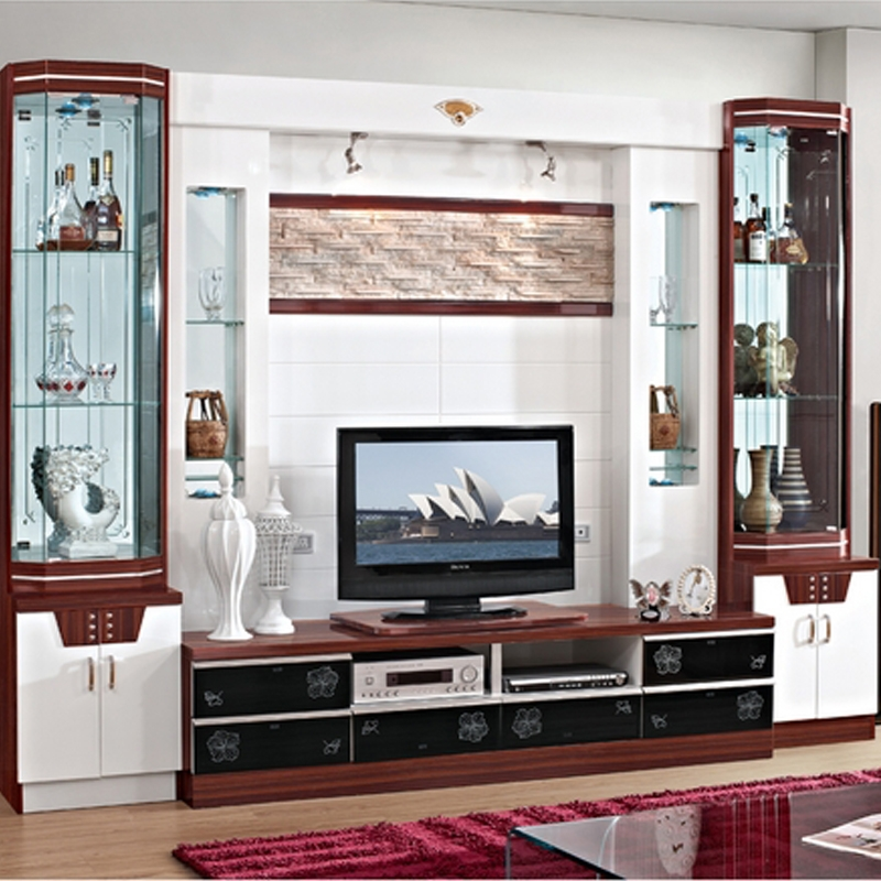 Remarkable Wellliked Wall Display Units & TV Cabinets In Unit Police Picture More Detailed Picture About Wine Cooler (View 31 of 50)