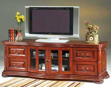 Remarkable Wellliked Wooden TV Cabinets With Regard To Buy Wooden Tv Cabinet From Yesraj Agro Export Pvt Ltd Pune (View 16 of 50)
