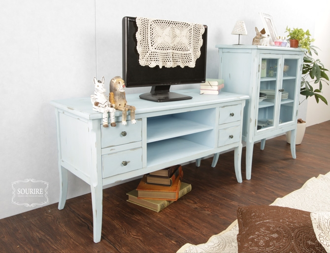 Remarkable Widely Used 100cm TV Stands For Huonest Rakuten Global Market Tv Stand 100cm In Width Antiqued (Image 44 of 50)