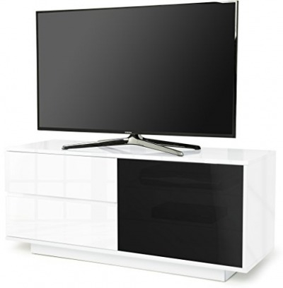 Remarkable Widely Used Beam Thru TV Stands With Regard To Centurion Supports Find Offers Online And Compare Prices At (View 22 of 50)