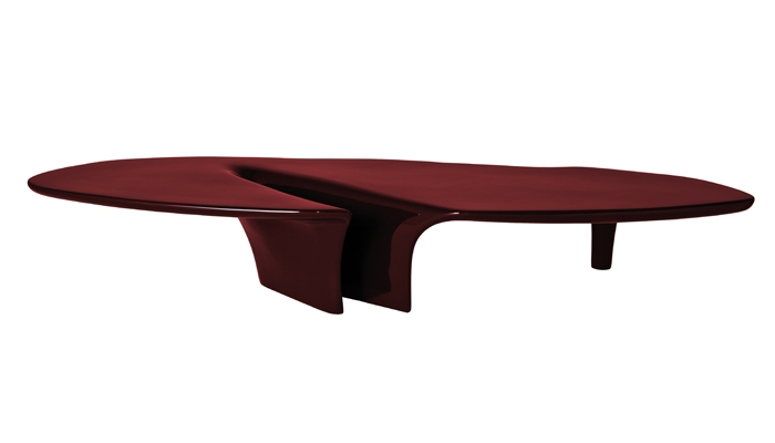 Remarkable Widely Used Bordeaux Coffee Tables With Regard To Waterfall Coffee Table Driade Fredrikson Stallard Owo Online (View 10 of 50)