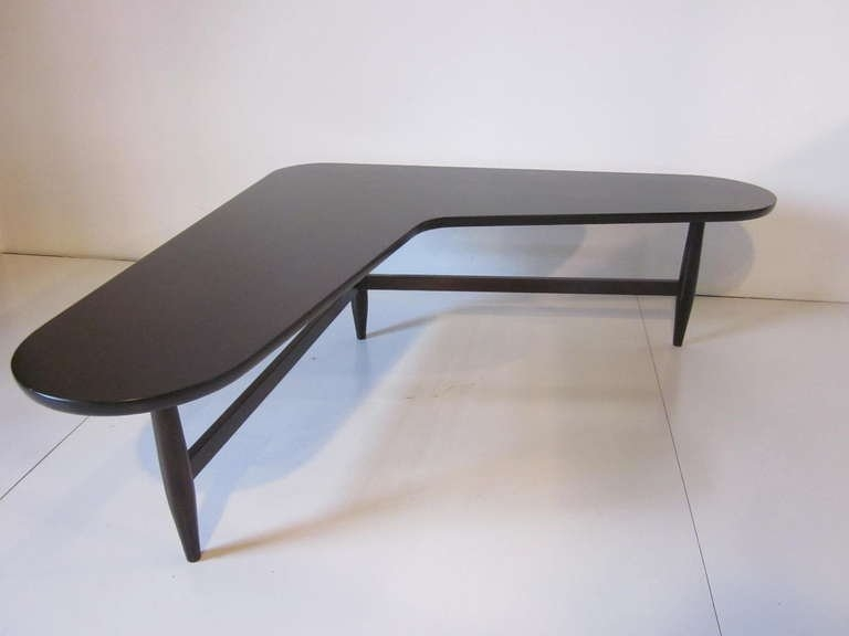 Remarkable Widely Used L Shaped Coffee Tables Pertaining To L Shaped Coffee Table At 1stdibs (Image 41 of 50)