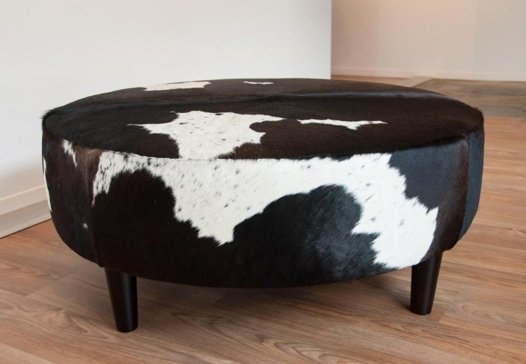40 Best Collection Of Leopard Ottoman Coffee Tables
