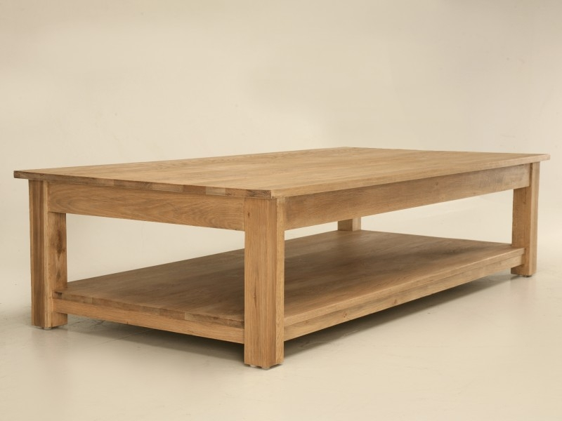Remarkable Widely Used Oak Coffee Table Sets With Regard To Oak Living Room Tables Oak Living Room Tables Square Coffee (Image 41 of 50)