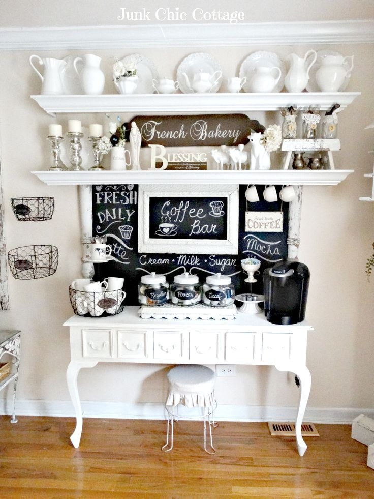 Remarkable Widely Used White Cottage Style Coffee Tables Inside Best 25 Black Shab Chic Ideas On Pinterest Clocks Vintage (View 33 of 50)