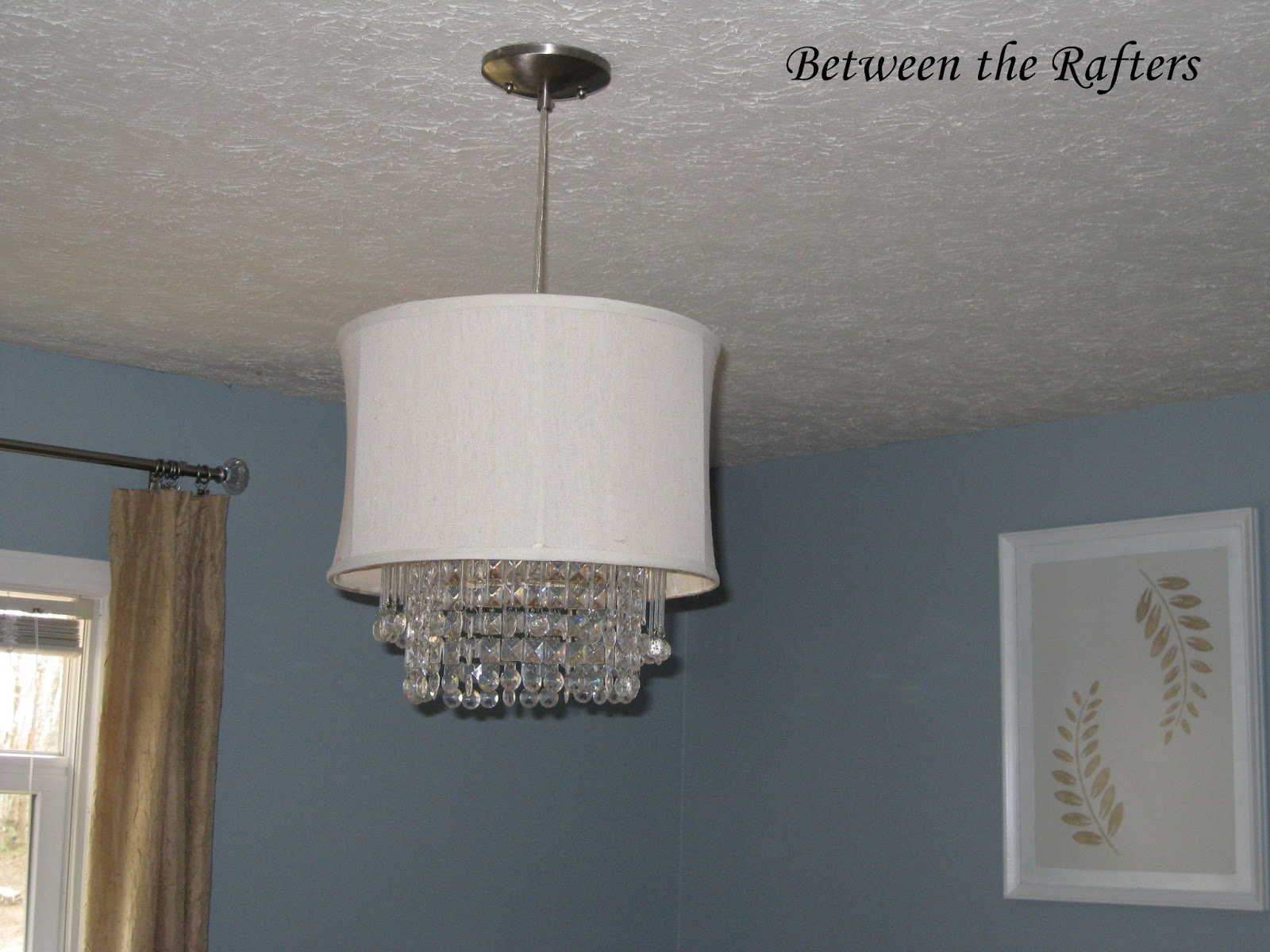 Remodelaholic 25 Gorgeous Diy Chandeliers Intended For Faux Crystal Chandeliers (View 24 of 25)